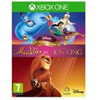 Xbox One: Disney Classic Games Aladdin and The Lion King