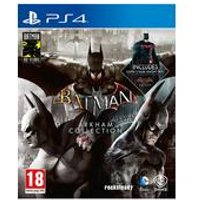 PS4: Batman Arkham Collection Steelbook Edition