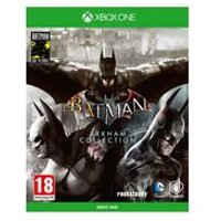Xbox One: Batman Arkham Collection Steelbook Edition