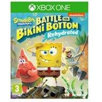 Xbox One: Spongebob Squarepants Battle For Binki Bottom Rehydrated