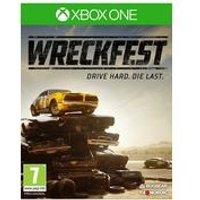 Xbox One: Wreckfest