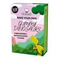 Make Your Own Gummy Dinosaurs
