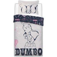 Presenting Dumbo Reversible Single Duvet Set