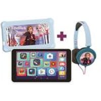 Lexibook LexiTab Master 7 Inch Kids Tablet with Disney Frozen 2 Case and Headphones
