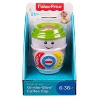 Fisher Price Laugh and Learn On The Glow Coffee Cup