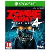 Xbox One: Zombie Army 4: Dead War