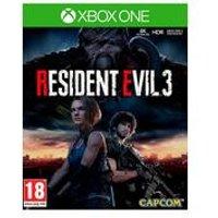 Xbox One: Resident Evil 3 Remake