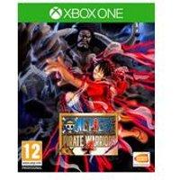 Xbox One: One Piece Pirate Warriors 4