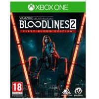 Xbox One: Vampire The Masquerade Bloodlines 2