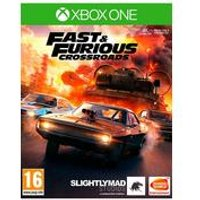 Xbox One: Fast and Furious Crossroads