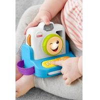 Fisher-Price Laugh and Learn Click and Learn Instant Camera