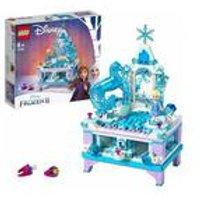 LEGO Disney Frozen II Elsas Jewellery Box Creation
