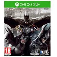 Xbox One: Batman: Arkham Collection - Standard Edition