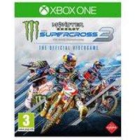 Xbox One: Monster Energy Supercross 3
