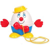 Fisher Price Classic Humpty Dumpty Pull and Walk