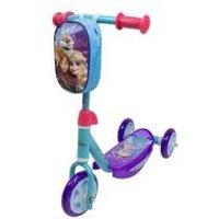 Disney Frozen Kids Three Wheel Scooter
