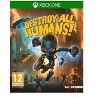 Xbox One: PRE-ORDER Destroy All Humans