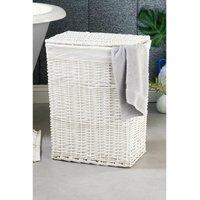 Arpan Large Wicker Laundry Basket