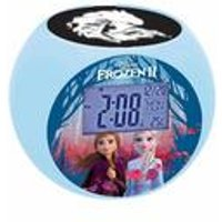 Lexibook Disney Frozen II Radio with Projector Alarm Clock