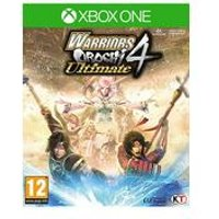 Xbox One: Warriors Orochi 4 Ultimate
