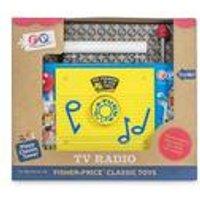 Fisher Price Classic TV/Radio