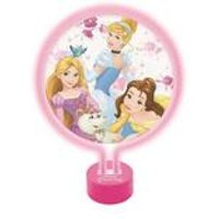 Lexibook Disney Princess Neon Lamp