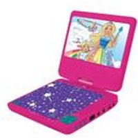 Lexibook Barbie Portable DVD Player