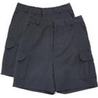 Pack Of 2 Cargo Shorts