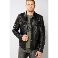 Thomas Gee Leather Jacket