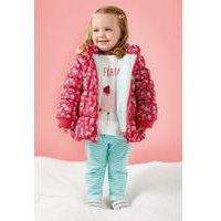 Baby Girls 3-Piece Coat Set