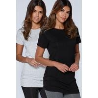 Pack of 2 Plain T-shirts