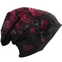 Blood Rose Gothic Beanie