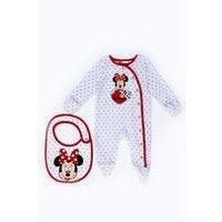Babys Sleepsuit Set - Baby Minnie