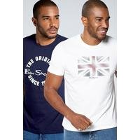 Ben Sherman Pack of 2 T-shirts