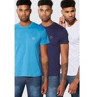Ben Sherman 3 Pack T-Shirts at Ace Catalogue