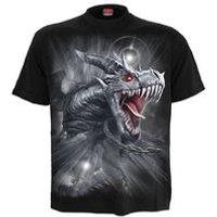 Dragons Cry T-Shirt Black