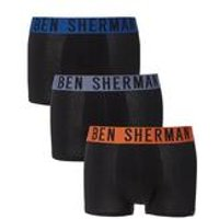 Ben Sherman Pack Of 3 Boxers at Ace Catalogue