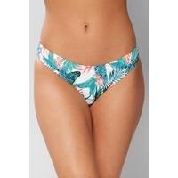 Wild Blossom Brazilian Bikini Briefs