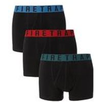 Firetrap Pack of 3 Colourband Boxers
