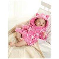 Baby Printed Unicorn Robe