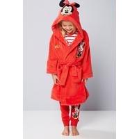 Older Girls Minnie Mouse Robe