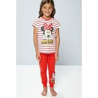 Older Girls Minnie Mouse Pyjamas
