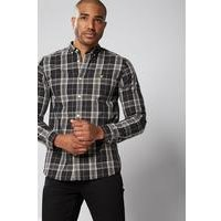 Lyle and Scott Long Sleeve Check Shirt