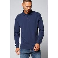 Pierre Cardin Long Sleeve Polo Shirt