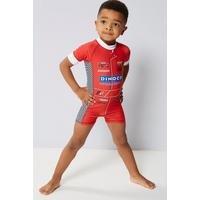 Boys Disney Cars UV Swimsuit