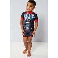 Boys Star Wars UV Swimsuit