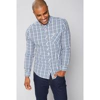 Ben Sherman Gingham Long Sleeve Shirt