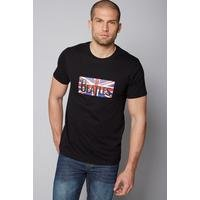 The Beatles Union Jack T-Shirt