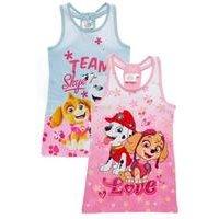 Girls Pack Of 2 Paw Patrol Dresses