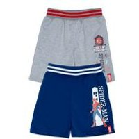 Boys Pack Of 2 Spider-Man Shorts